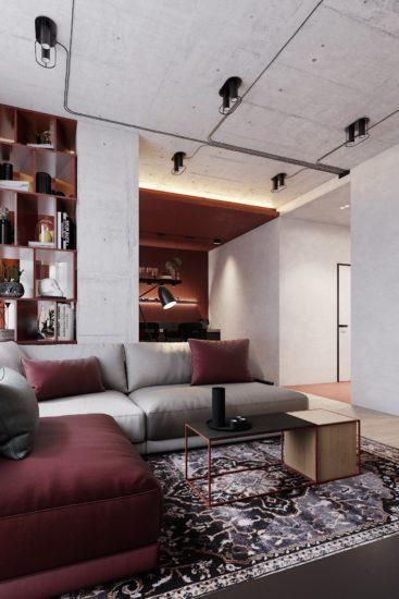 Katarina sofa in the interior фото 4-2