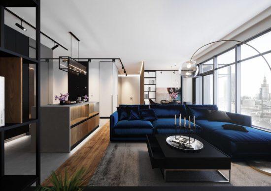 Katarina sofa in the interior фото 15-1