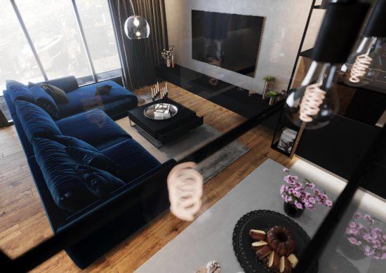 Katarina sofa in the interior фото 15-2