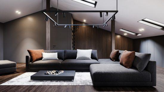 Katarina sofa in the interior фото 9-1