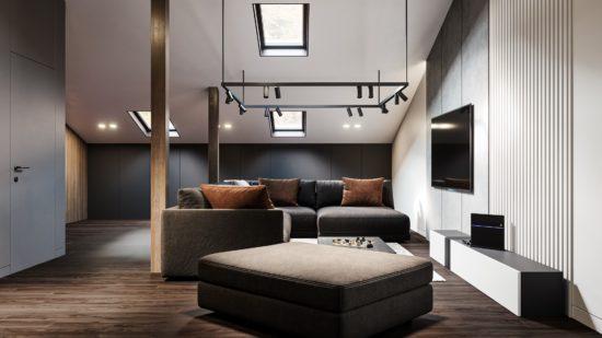 Katarina sofa in the interior фото 9-2