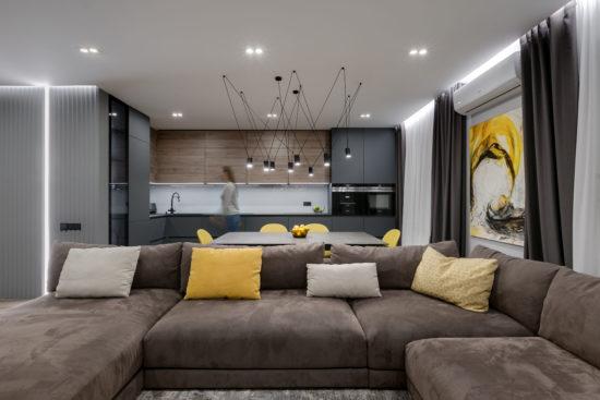 Katarina sofa in the interior фото 8-1