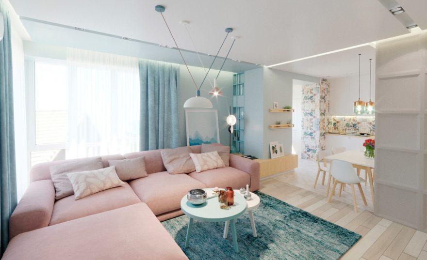 Tutto sofa in the interior фото 11