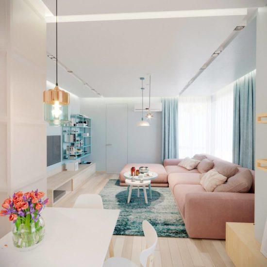Tutto sofa in the interior фото 12-1