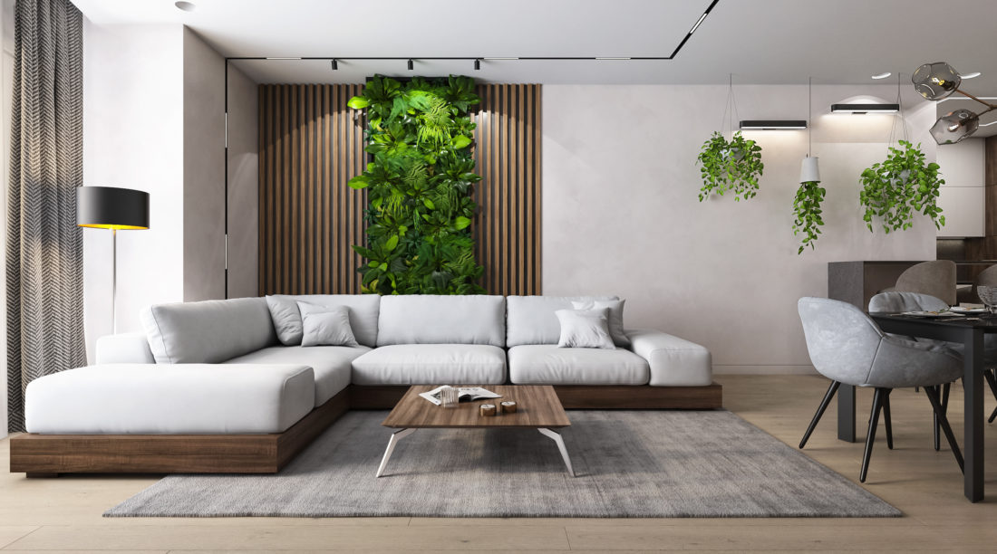 Appiani sofa in the interior фото 1-1