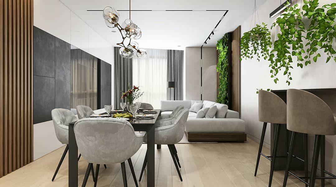 Appiani sofa in the interior фото 1-2
