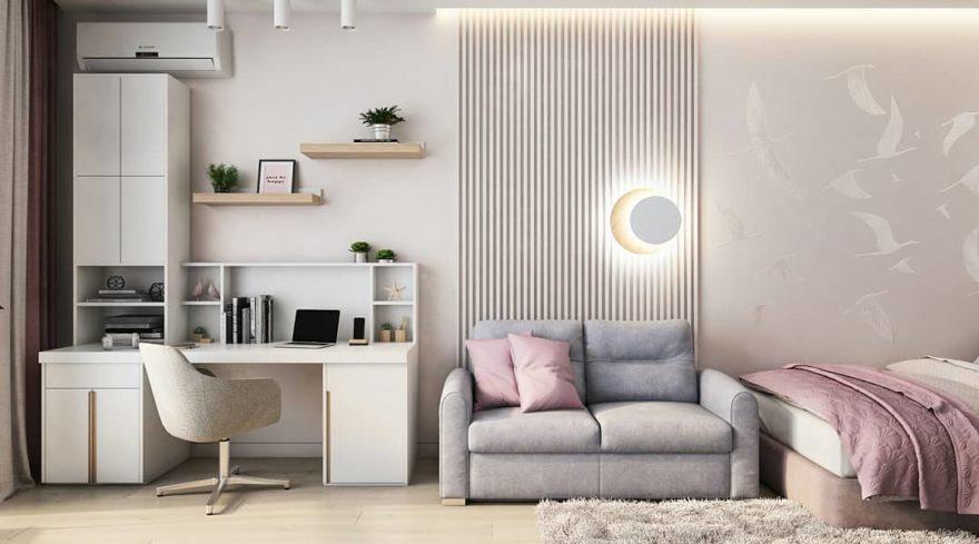 Sky sofa in the interior фото 4