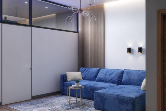 Esse sofa in the interior фото 6-1