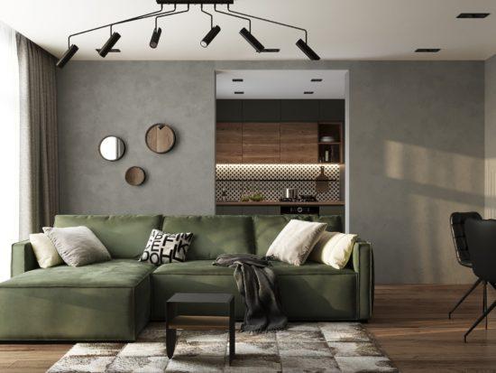 Esse sofa in the interior фото 3-1
