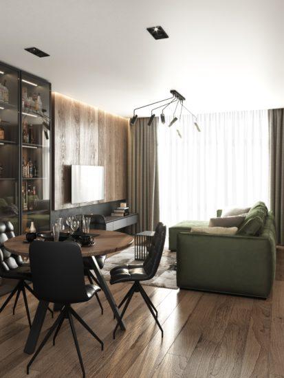 Esse sofa in the interior фото 3-2