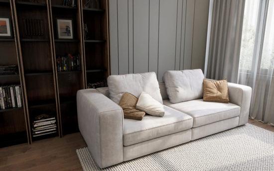 Soho sofa in the interior фото 1-2