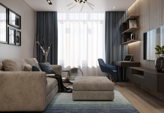 Soho sofa in the interior фото 6-1