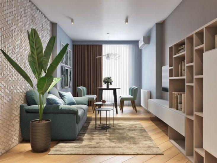 Nubi sofa in the interior фото 4
