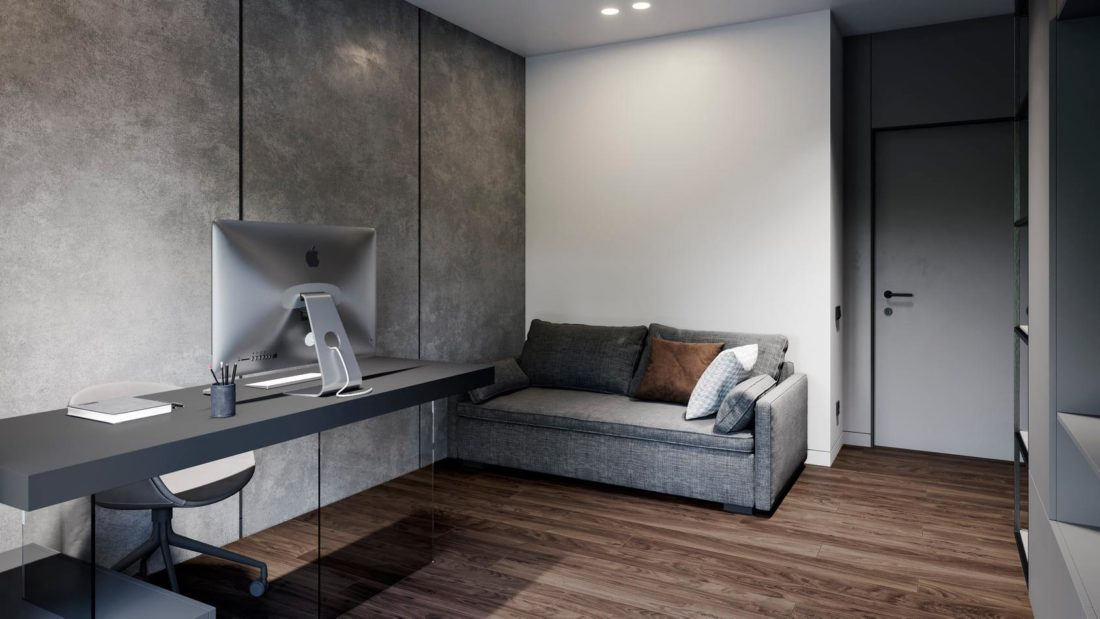 Sani sofa in the interior фото 1-1