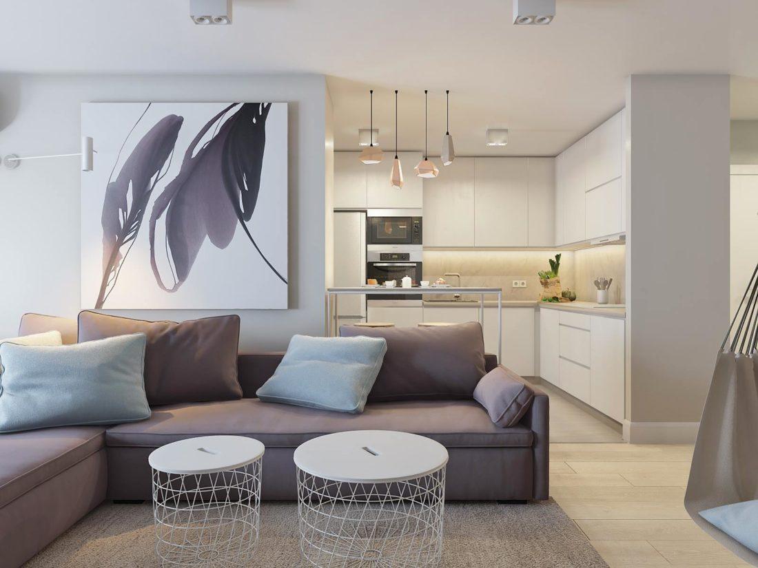 Sani sofa in the interior фото 5-1