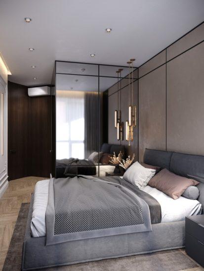 Кровать LANA в интерьере фото 5-2