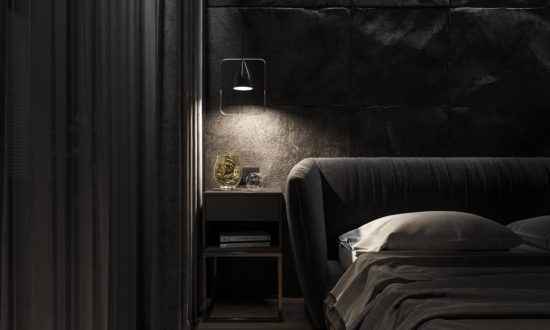 Too Night bed in the interior фото 2-2