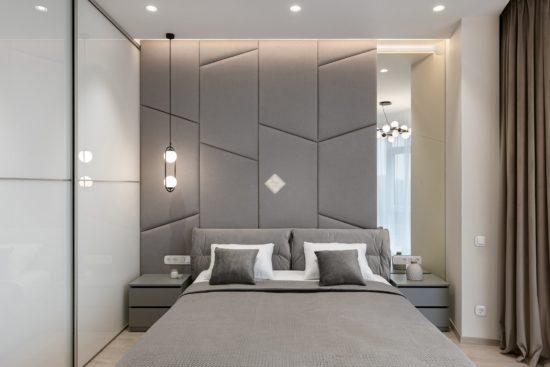 Кровать Limura в интерьере фото 12-1