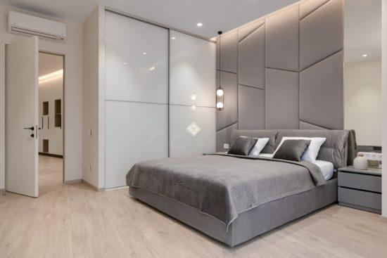 Кровать Limura в интерьере фото 12-2