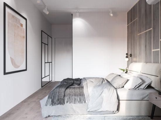 Кровать Limura в интерьере фото 15-2