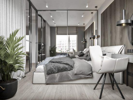 Кровать Limura в интерьере фото 2-2