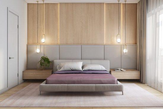Кровать Eterna в интерьере фото 6-1