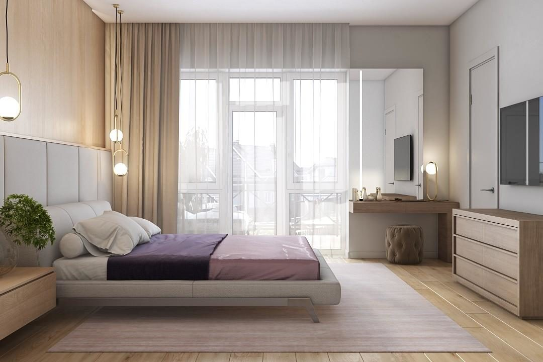 Eterna bed in the interior фото 4-2