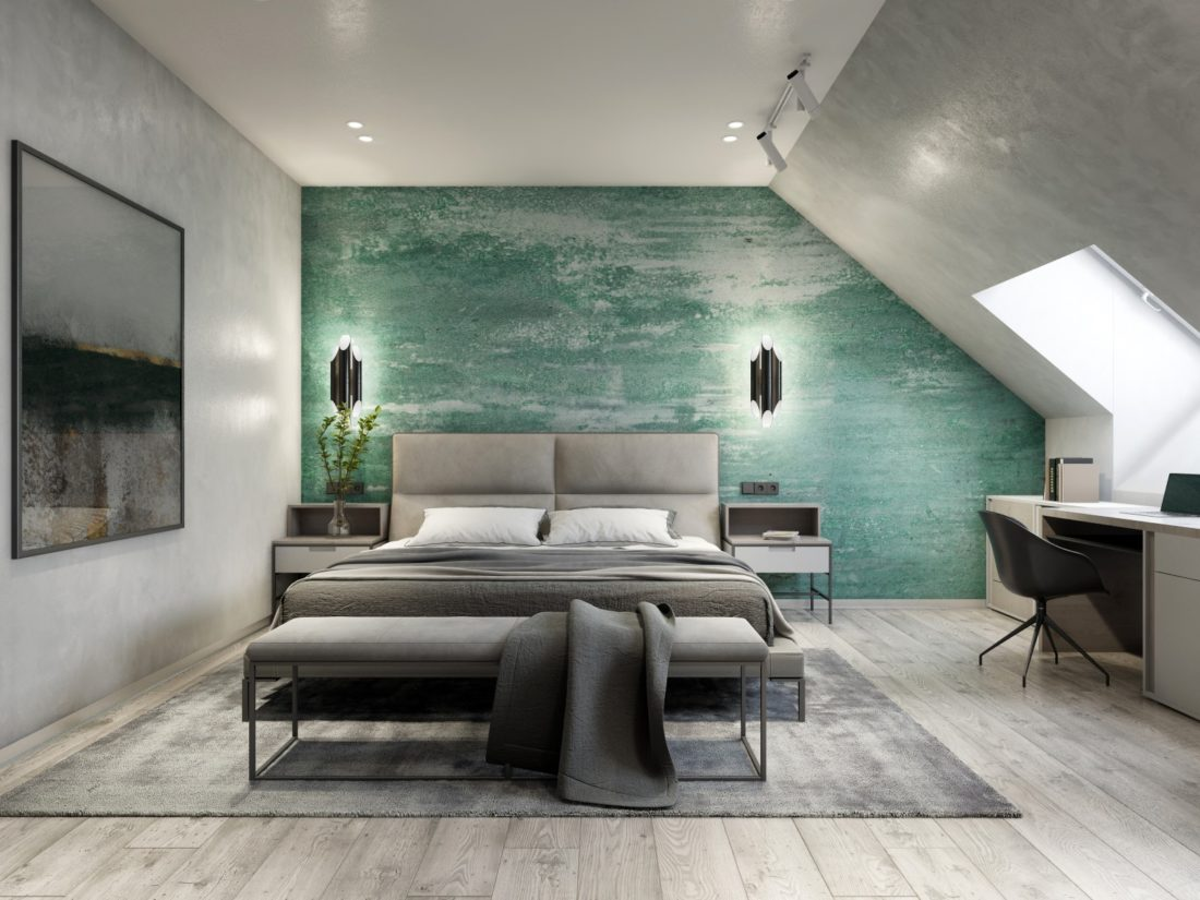 Кровать Laval в интерьере фото 4-1