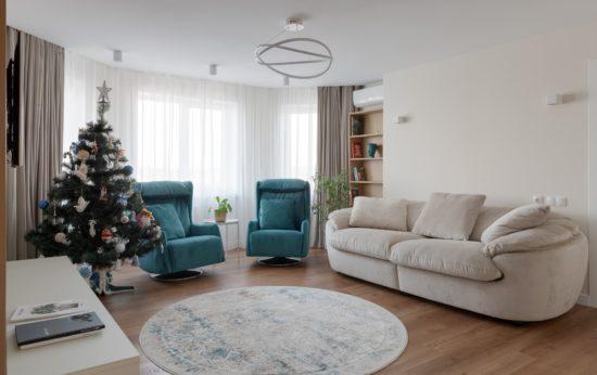Tati armchair in the interior фото 5-2