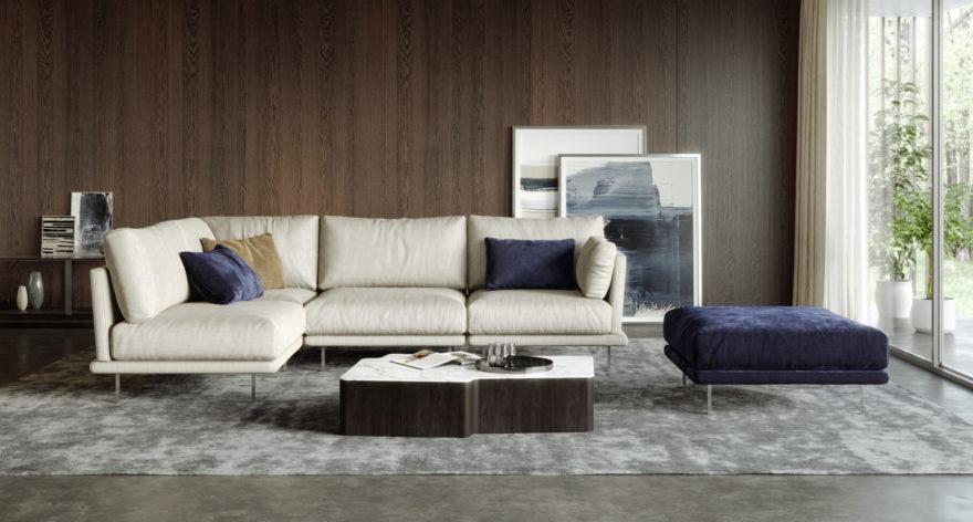 Alfinosa sofa фото в интерьере