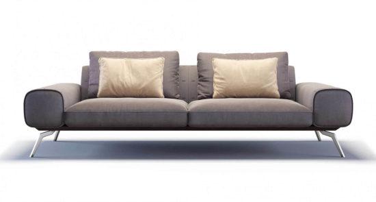 Тримісний диван LINDA фото
