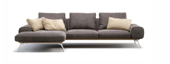 Кутовий диван LINDA фото