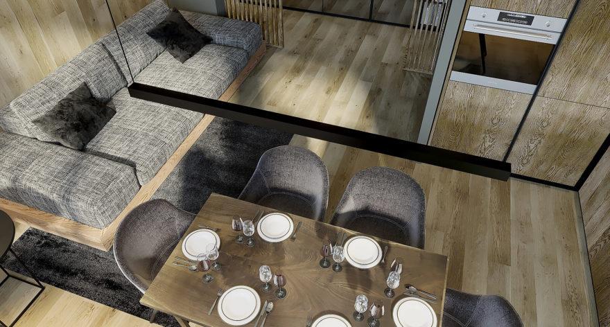 Appiani sofa in the interior фото 3