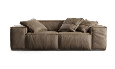 Тримісний диван MELIA фото