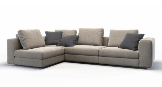 Кутовий диван SOHO фото