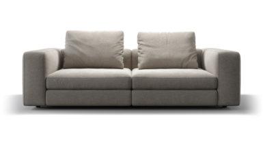 Тримісний диван SOHO фото
