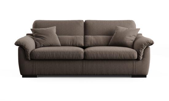 Тримісний диван NUBI фото