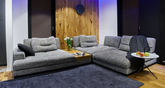 Ermes sofa in the interior фото 9-1