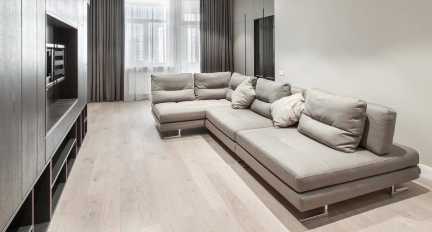Ermes sofa in the interior фото 5