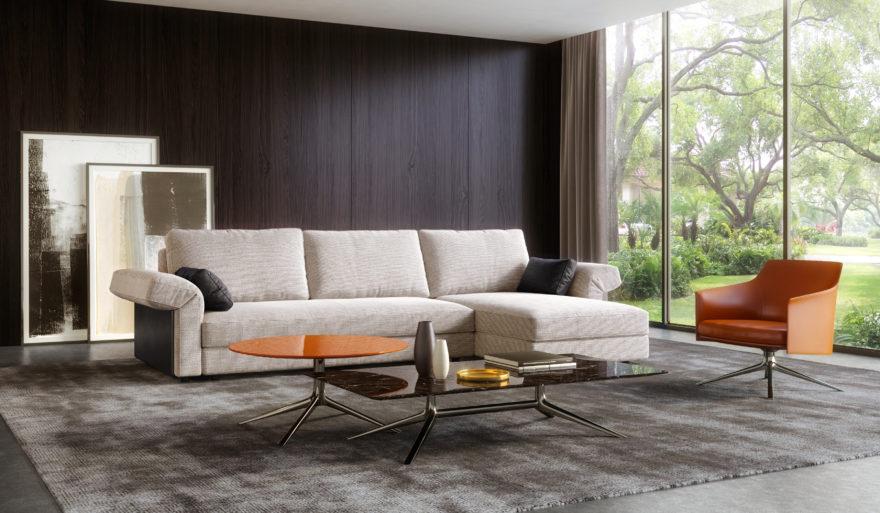 Cliff sofa фото в интерьере