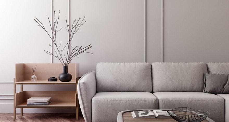 Moon sofa in the interior фото 3
