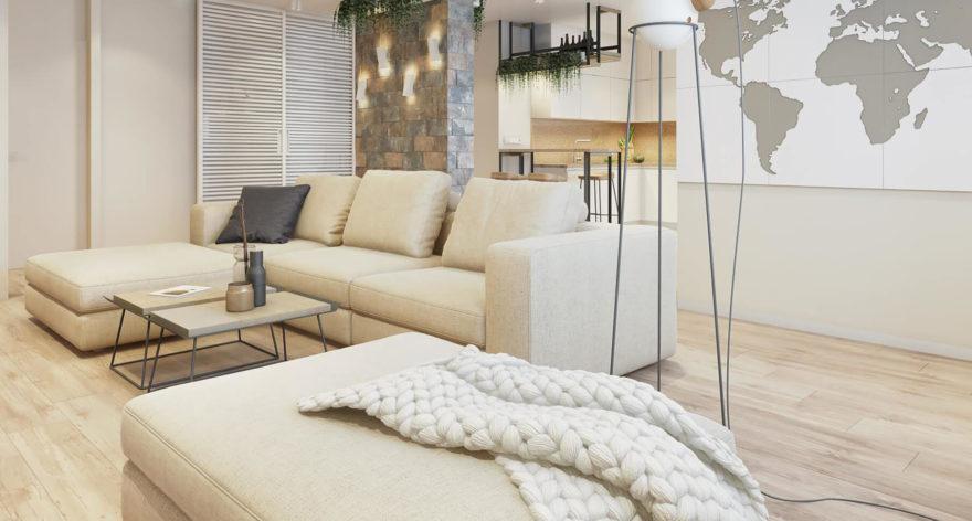 Soho sofa in the interior фото 2