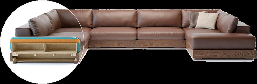 Appiani sofa детали