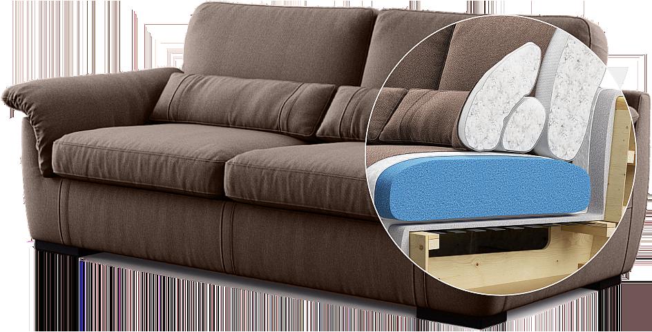 Nubi sofa детали