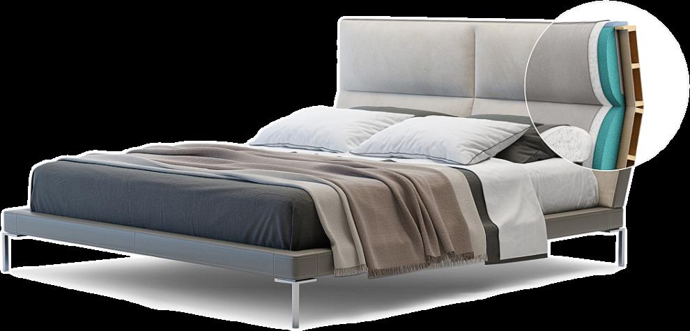 Кровать Laval детали