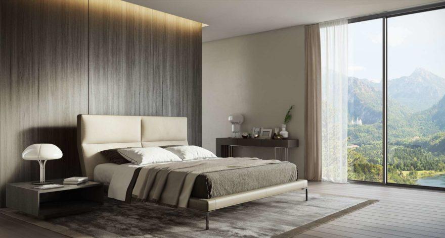 Ліжко LAVAL фото в интерьере