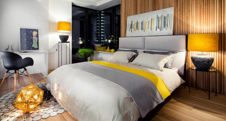 Ліжко LAVAL в інтер'єрі фото 7