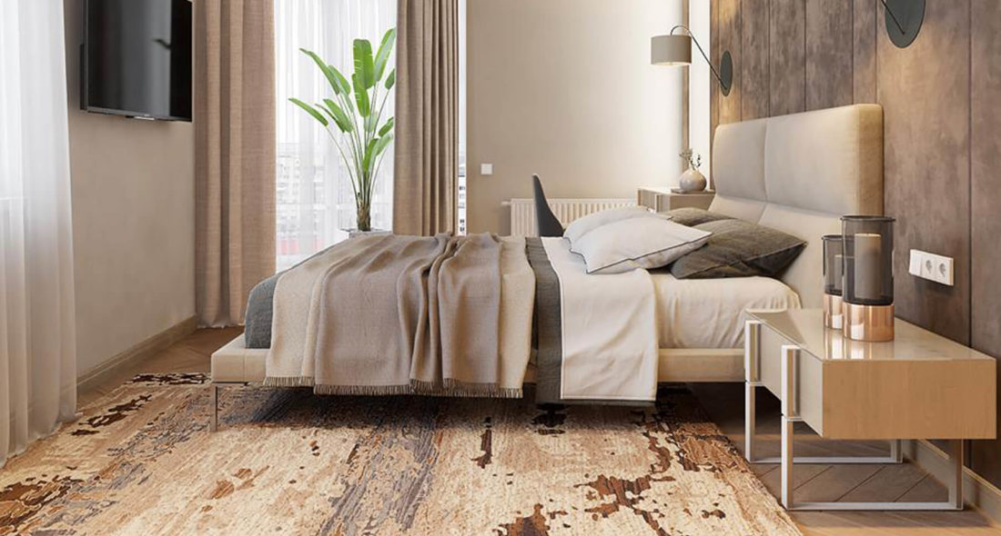 Ліжко LAVAL в інтер'єрі фото 6-2