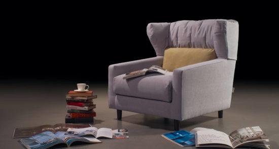 Milton armchair фото 5