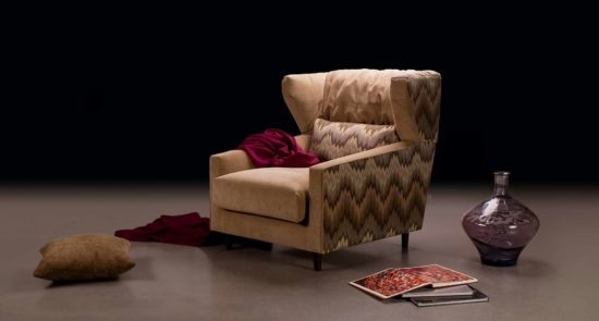 Milton armchair фото 7